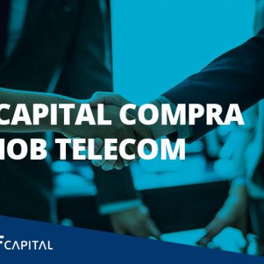 EB Capital compra a Mob Telecom