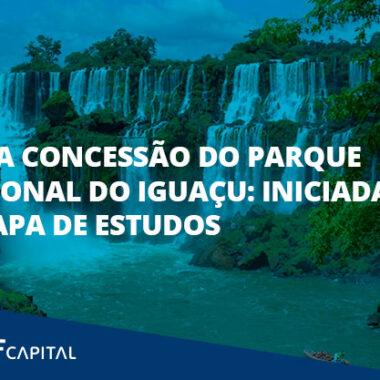 Nova concessão do Parque Nacional do Iguaçu: iniciada a etapa de estudos